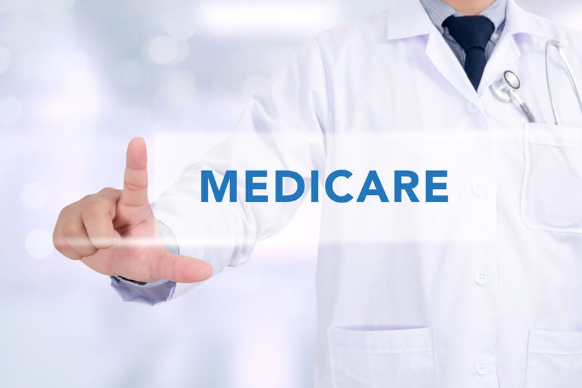 Medicare expected advances