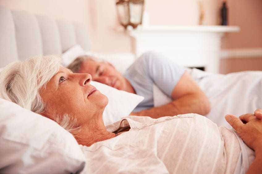 solving senior sleep issues