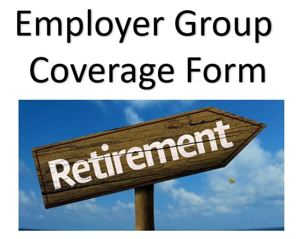 Employer Group Coverage Form