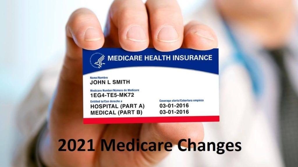 2021 Medicare Changes