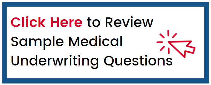 medical-underwriting-questions